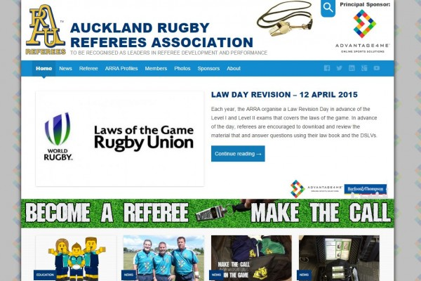Auckland Rugby Referees Association