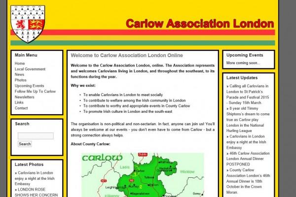 Carlow Association London