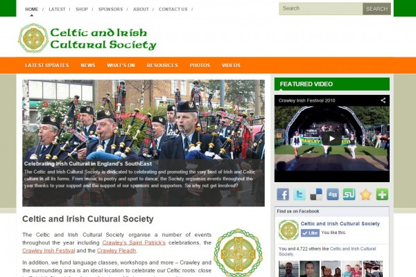 Celtic & Irish Cultural Society