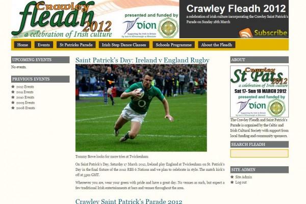 Crawley Fleadh