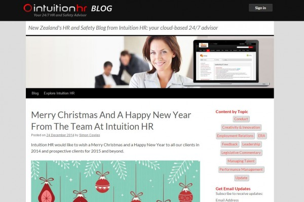 Intuition HR Blog